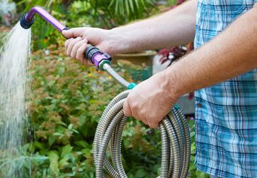 Why You Need A Metal Garden Hose