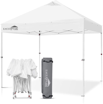 EAGLE PEAK 10'x10' Pop-Up Canopy Tent