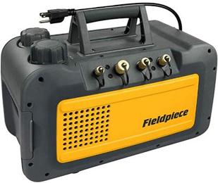 Fieldpiece Vp85 Two-Stage 8 Cfm Vacuum Pump