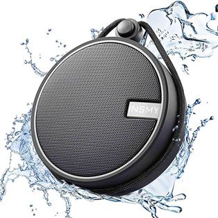 INSMY IPX7 Waterproof Shower Speaker