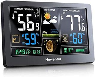 Newentor Weather Station Wireless