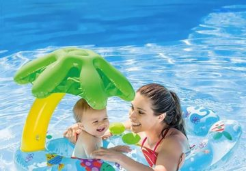 The Best, Safest Baby Pool Floaties