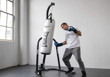 The Perfect Punching Bag Stands