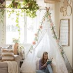 Tiny Land Huge Teepee Luxury Lace Tent