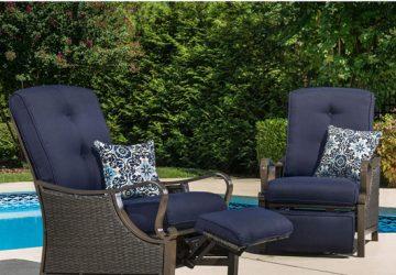 Top Outdoor Recliner Chairs