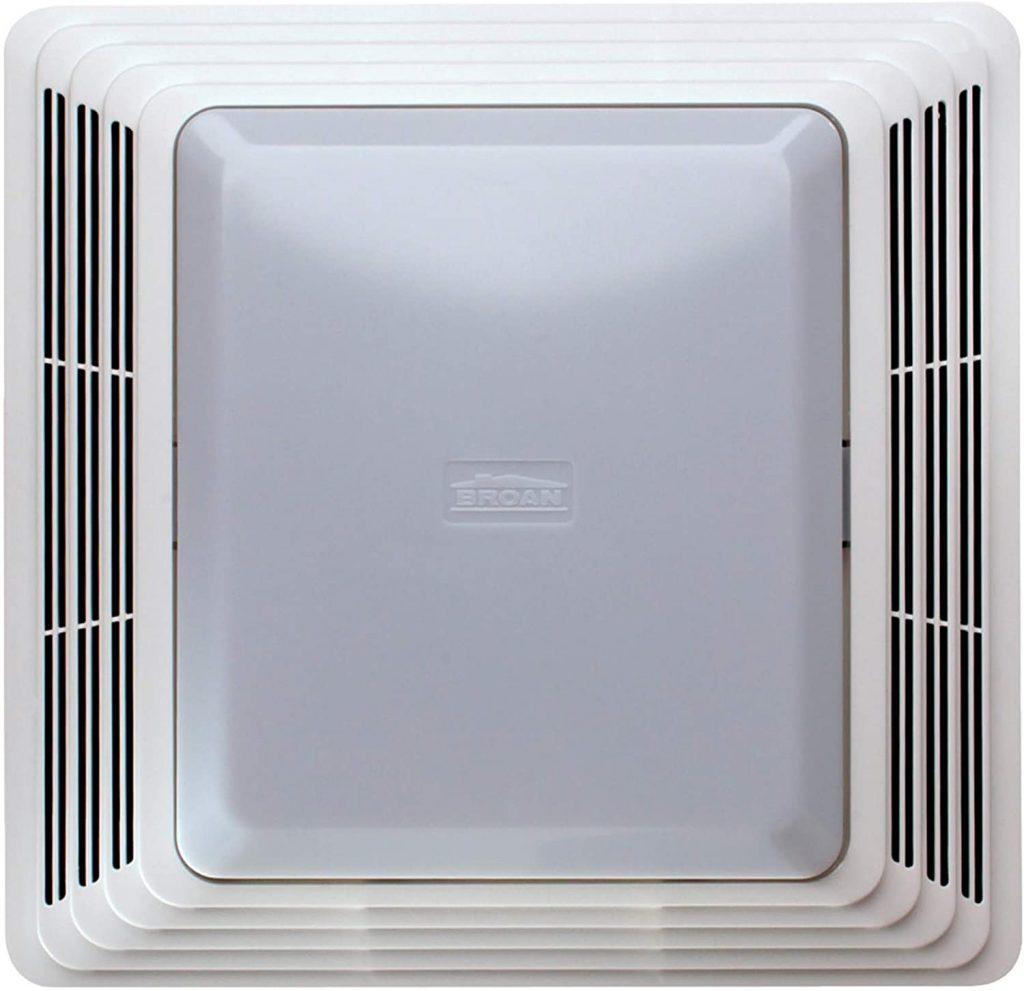 Broan-NuTone White 678 2.5 Sones Bathroom Exhaust Ventilation Fan