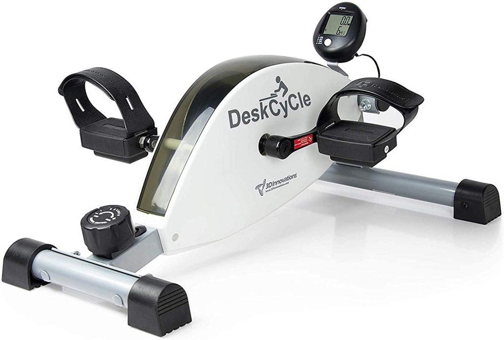 DeskCycle Mini Under Desk Exercise Bike