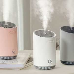 How far should a humidifier be from your bed?