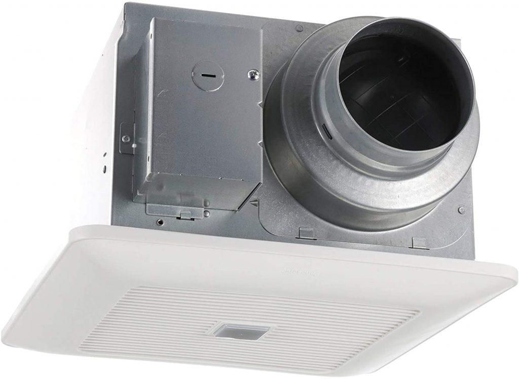 Panasonic White FV-0511VQC1 WhisperSense Bathroom Exhaust Ventilation Fan
