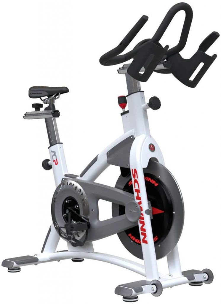IRON COMPANY AC Performance Magnetic Schwinn Fitness Resistance Spin Bike