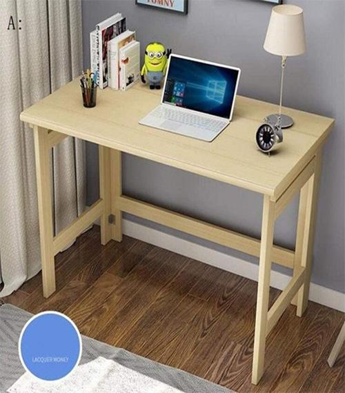 Zhangmeiren Computer, Student and Children Solid Wood Desk